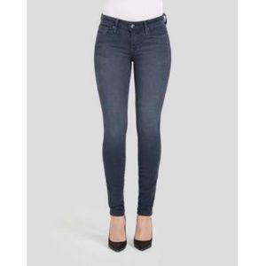 Genetic Denim Shya Mid Rise Super Skinny Jean